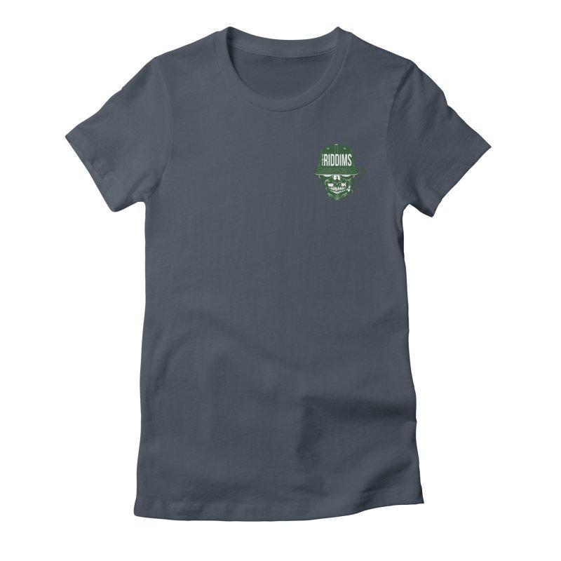 Marijuano Women's T-Shirt by The Riddims Merch Shop