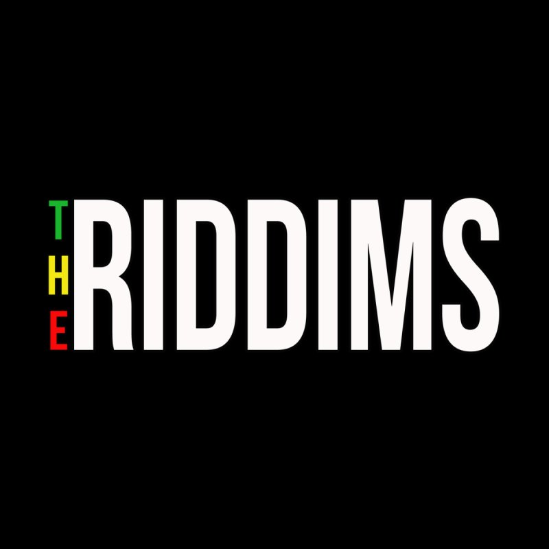 TR White Men's T-Shirt by The Riddims Merch Shop