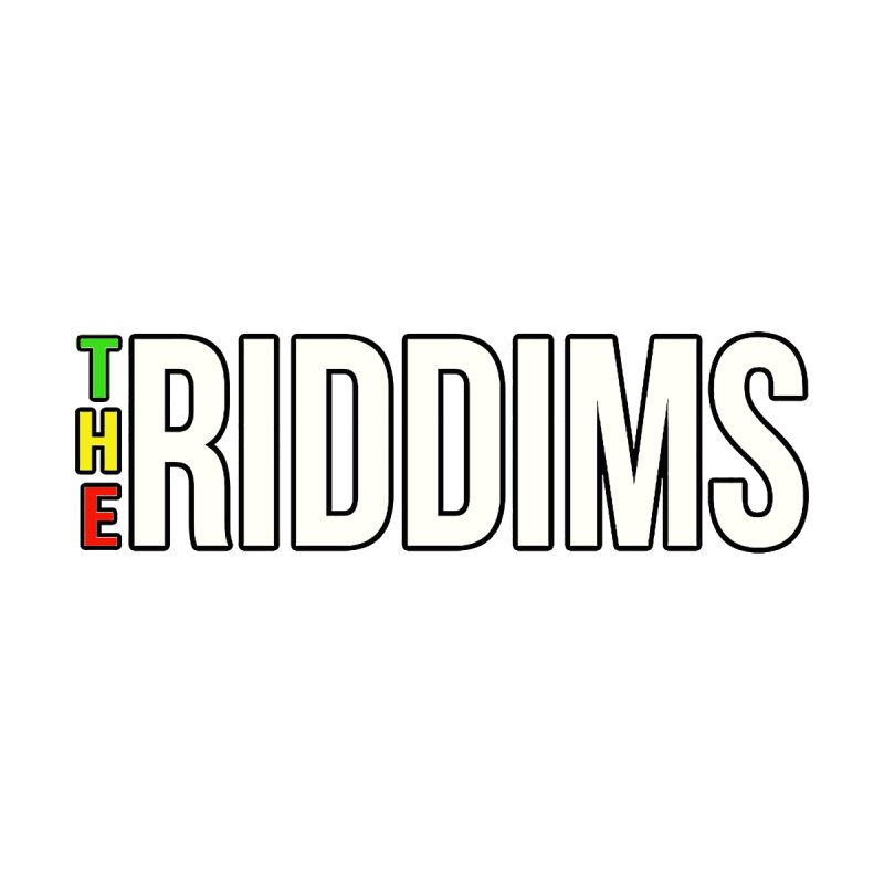 TR White by The Riddims Merch Shop