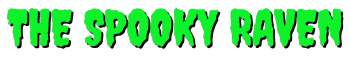 The Spooky Raven Logo