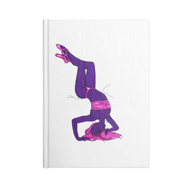 The Ballerina Accessories Notebook by ThirdEyeMonsters's Artist Shop