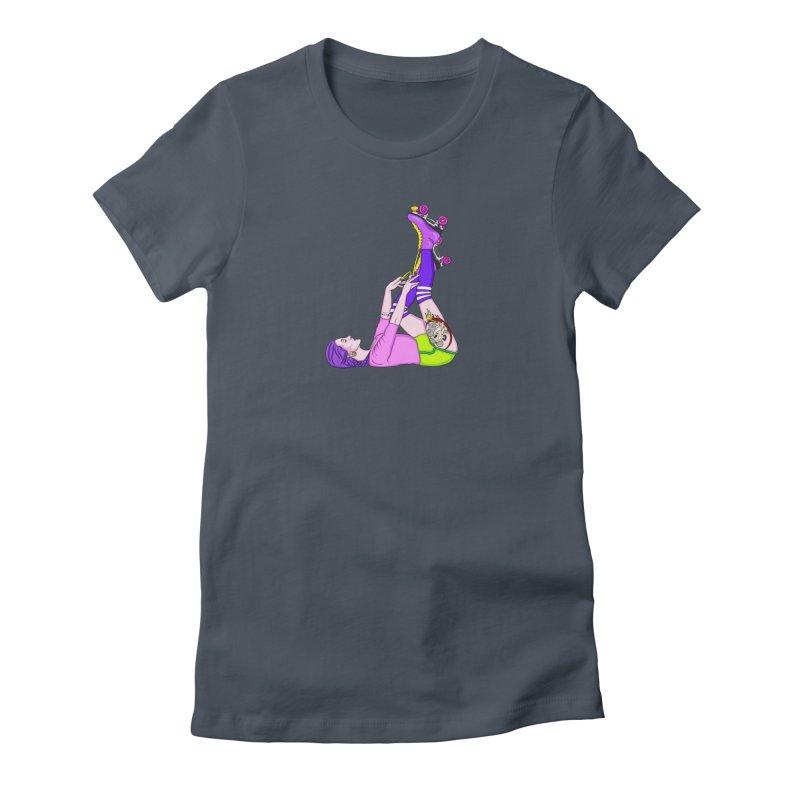 Chalk Women's T-Shirt by ThirdEyeMonsters's Artist Shop