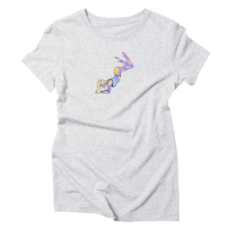 Skarry Night Women's T-Shirt by ThirdEyeMonsters's Artist Shop
