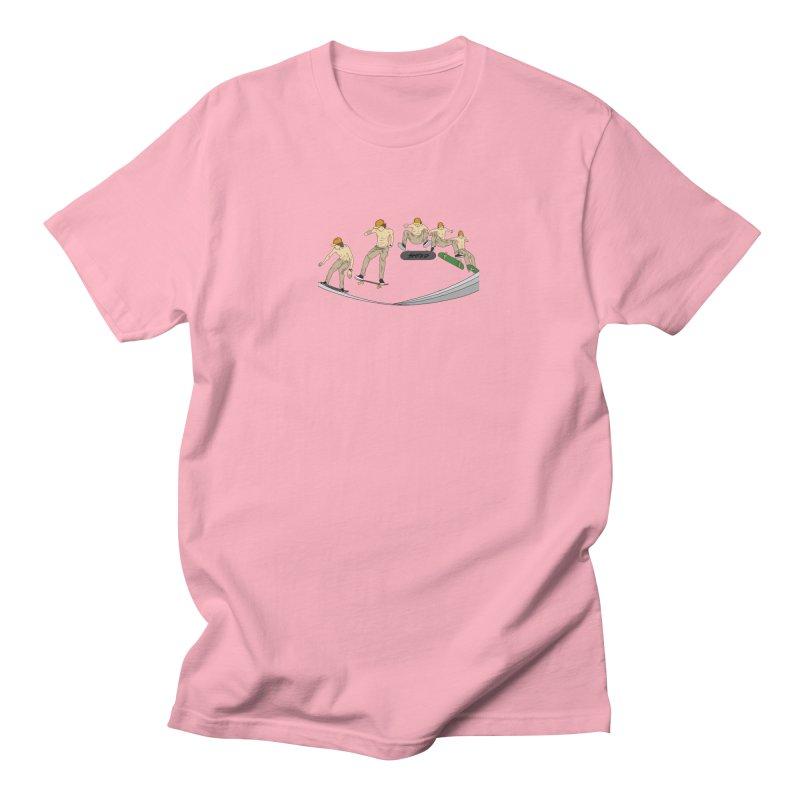 Shred It Men's T-Shirt by ThirdEyeMonsters's Artist Shop