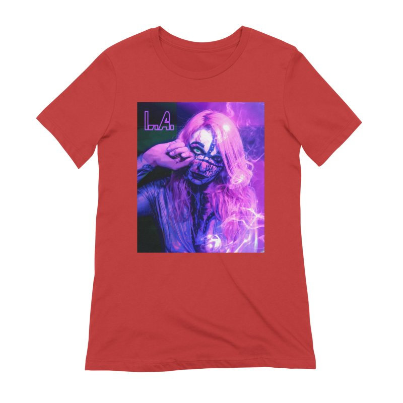 L.A. Women's Extra Soft T-Shirt by 30&3