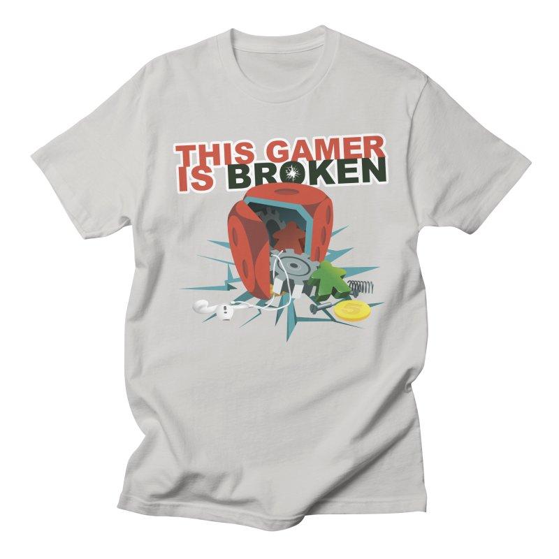 This Gamer is Broken Women's Regular Unisex T-Shirt by This Game is Broken Shop