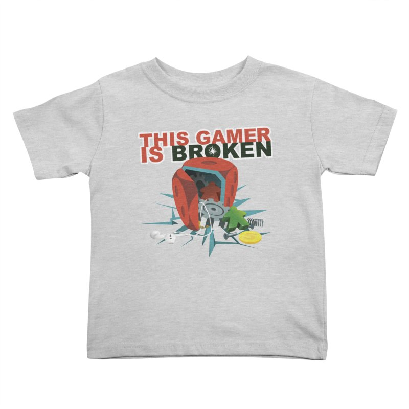 This Gamer is Broken Kids Toddler T-Shirt by This Game is Broken Shop
