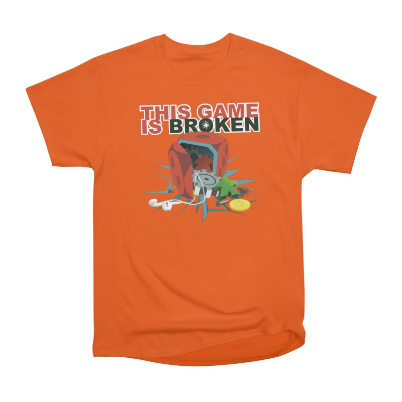 The Official This Game is Broken Brand Men's T-Shirt by This Game is Broken Shop