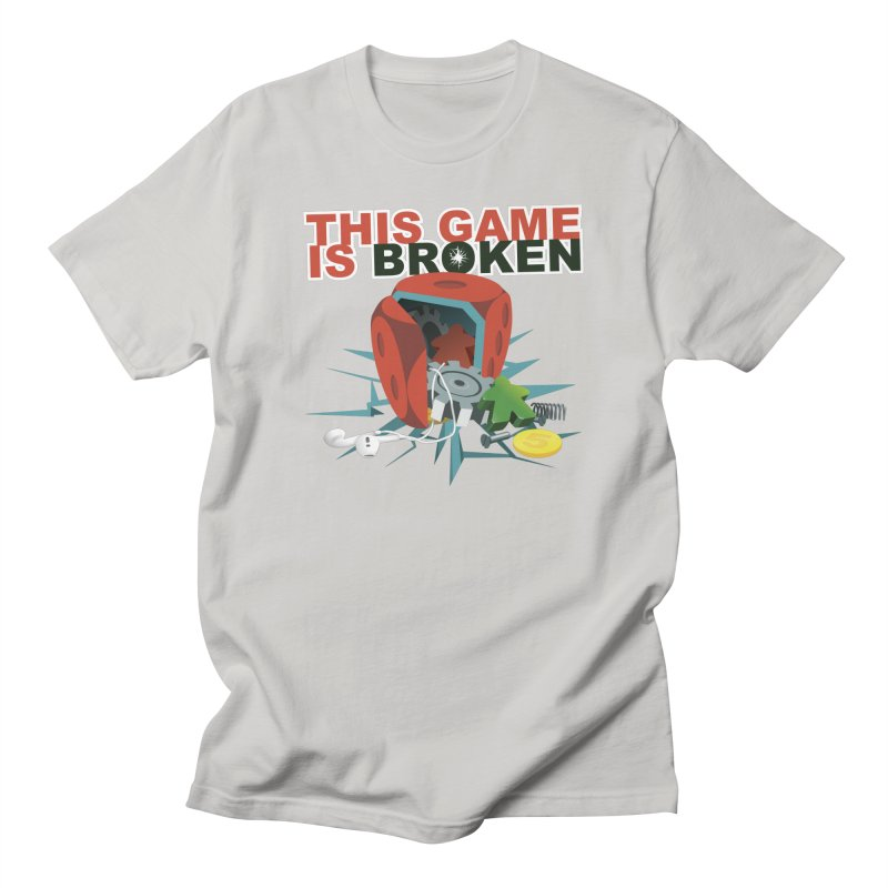The Official This Game is Broken Brand Women's Regular Unisex T-Shirt by This Game is Broken Shop