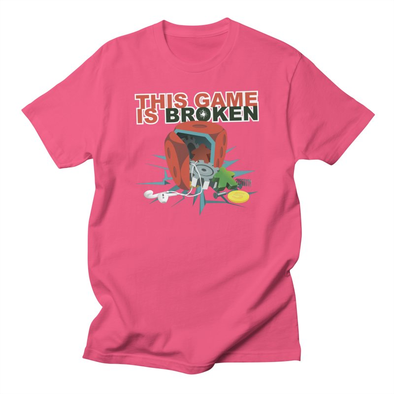 The Official This Game is Broken Brand Men's Regular T-Shirt by This Game is Broken Shop