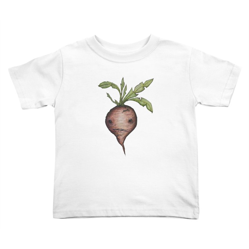 Beetroot Spirit Kids Toddler T-Shirt by Thistleroot's Artist Shop