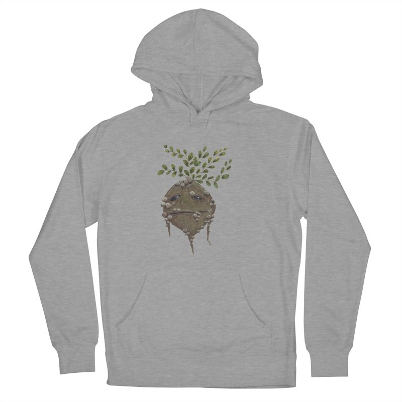 Mandrake Root Women's Pullover Hoody by Thistleroot's Artist Shop