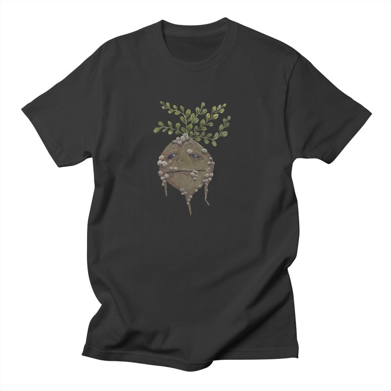 Mandrake Root Men's T-Shirt by Thistleroot's Artist Shop