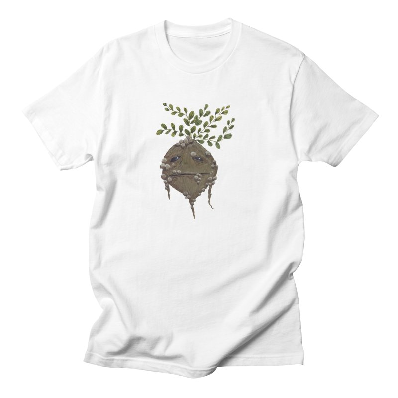 Mandrake Root Men's Regular T-Shirt by Thistleroot's Artist Shop
