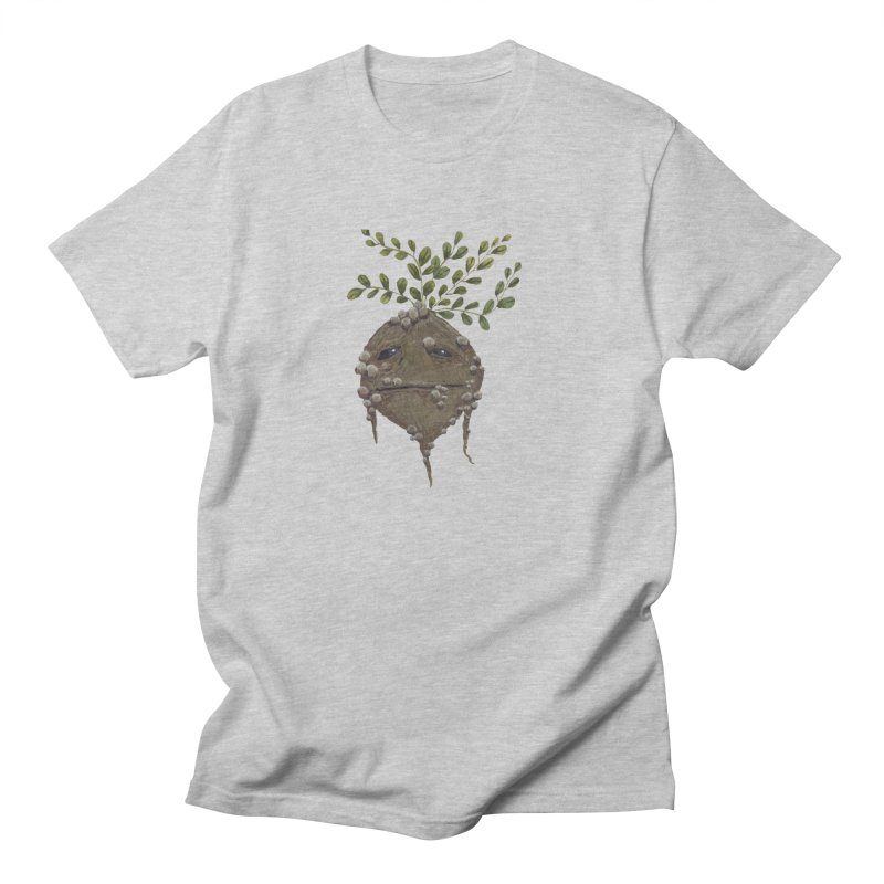 Mandrake Root Men's Regular T-Shirt by Thistleroot's Artist Shop