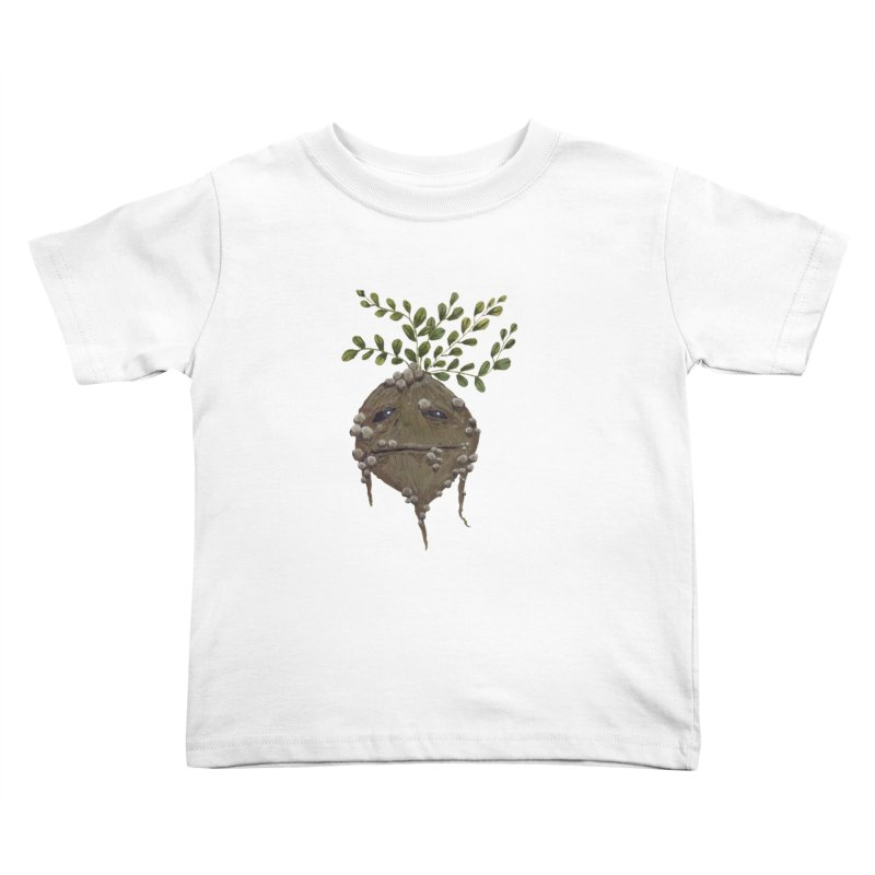 Mandrake Root Kids Toddler T-Shirt by Thistleroot's Artist Shop
