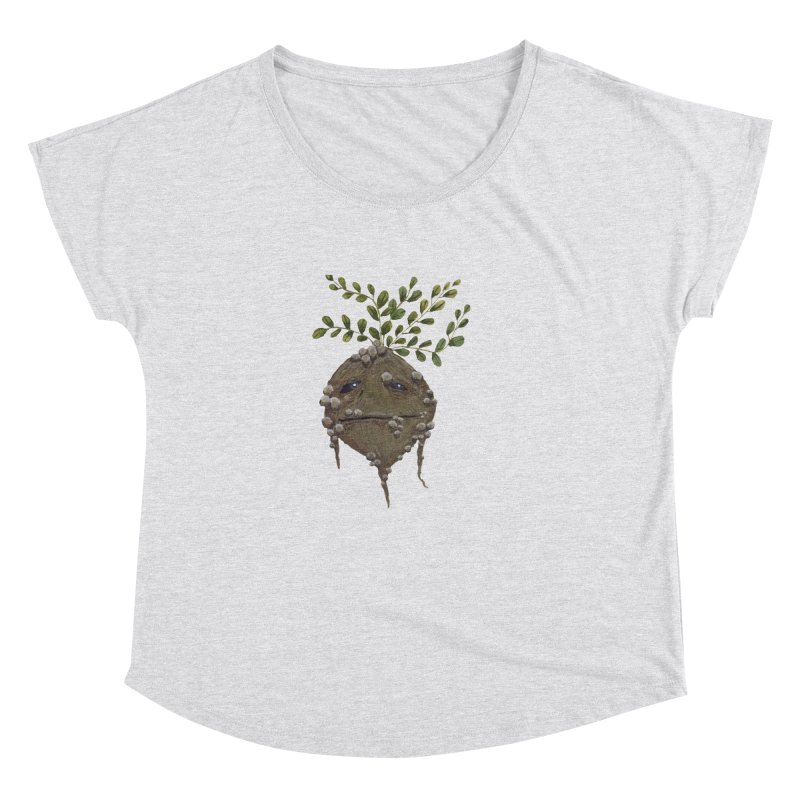 Mandrake Root Women's Dolman by Thistleroot's Artist Shop