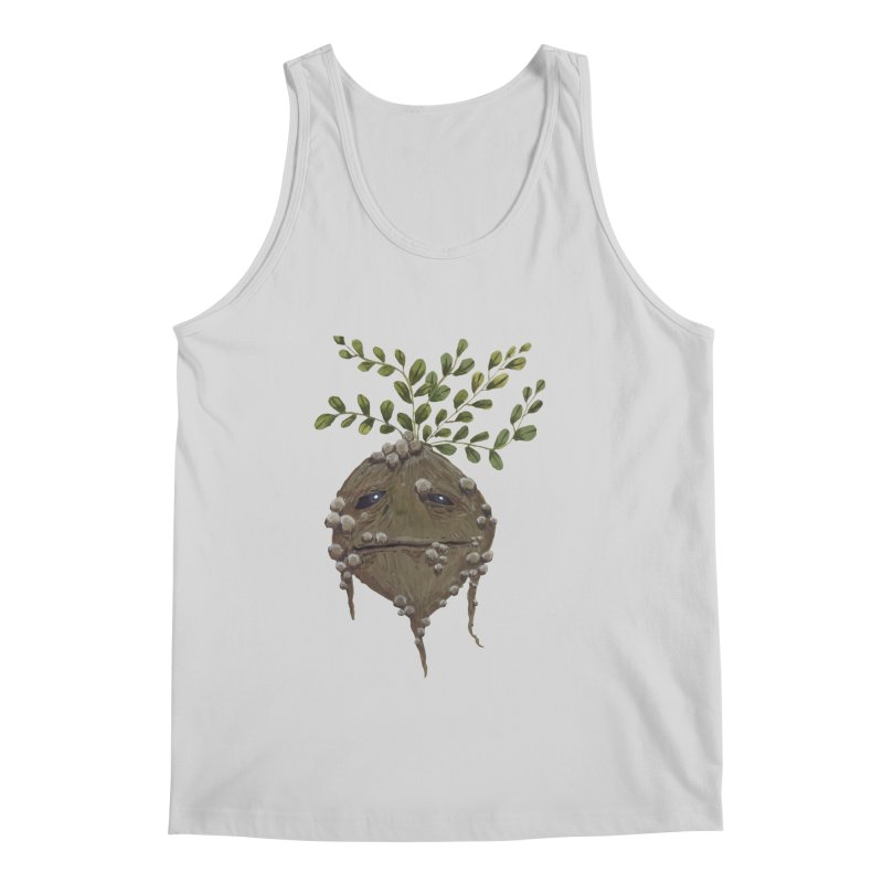 Mandrake Root Men's Regular Tank by Thistleroot's Artist Shop