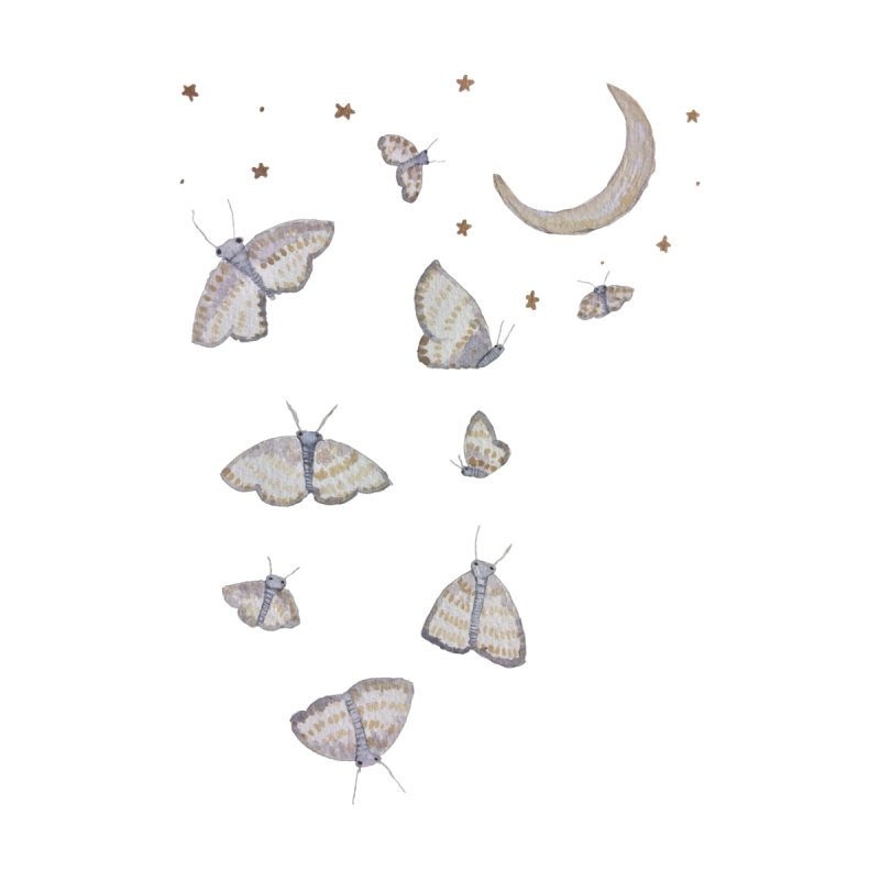 Moon Moths by Thistleroot's Artist Shop
