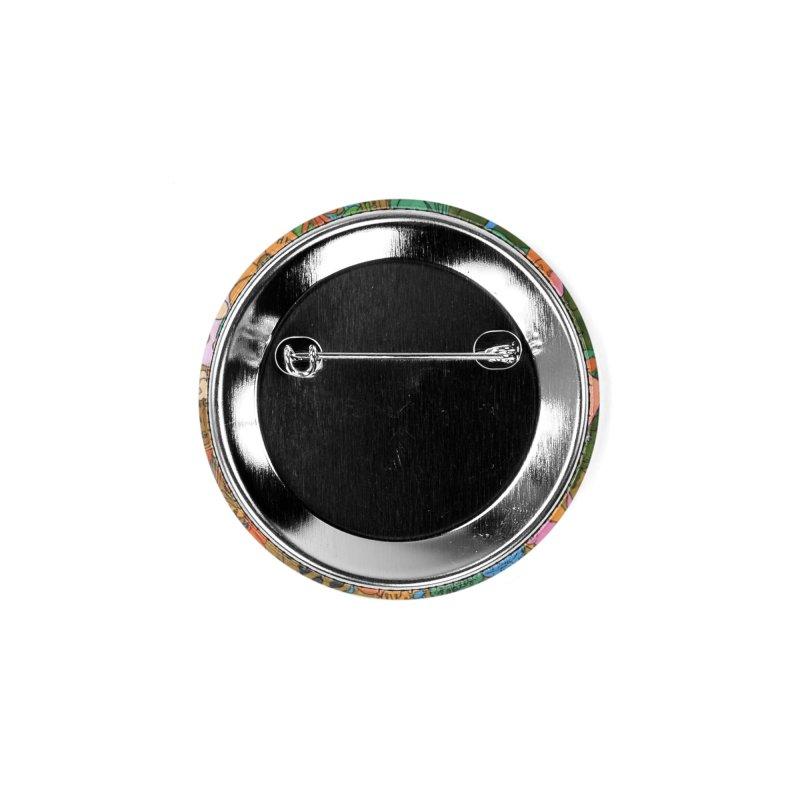 Brian Wilson's Garden Accessories Button by Thunderpuss