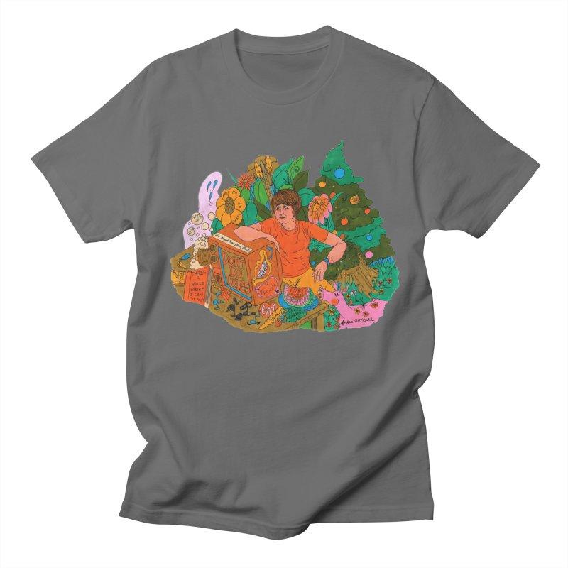 Brian Wilson's Garden Men's T-Shirt by Thunderpuss