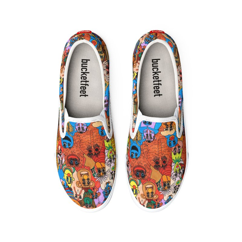Moppet Mountain Women's Shoes by Thunderpuss