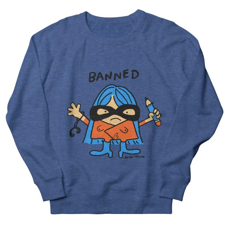 BANNED Men's Sweatshirt by Thunderpuss