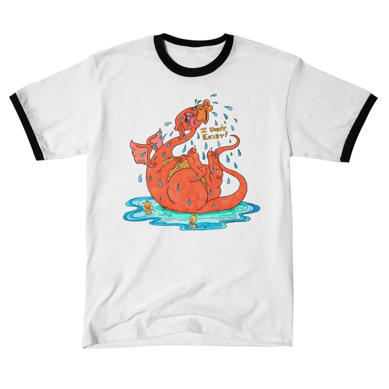 Existential Dragon Women's T-Shirt by Thunderpuss