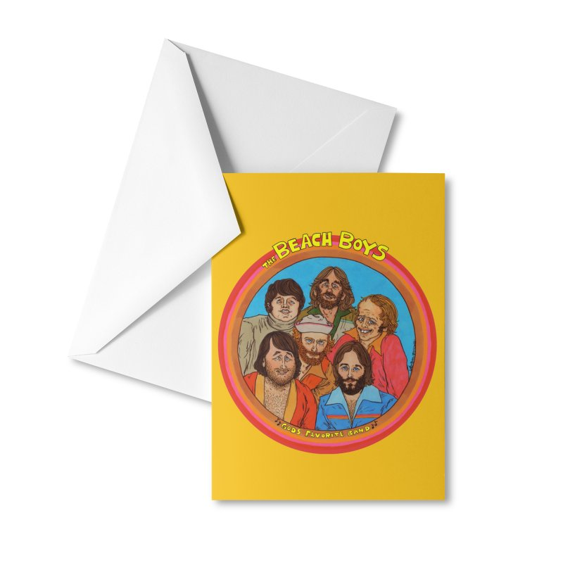 Gods Favorite Band Accessories Greeting Card by Thunderpuss
