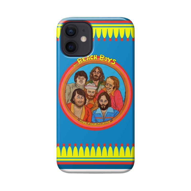 Gods Favorite Band Accessories Phone Case by Thunderpuss