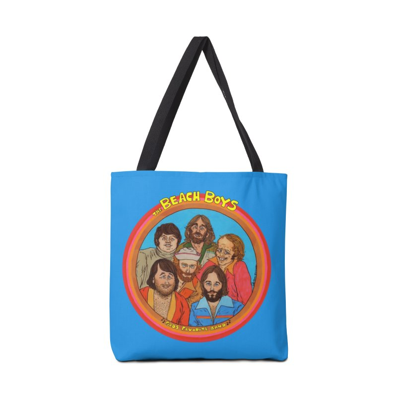Gods Favorite Band Accessories Bag by Thunderpuss