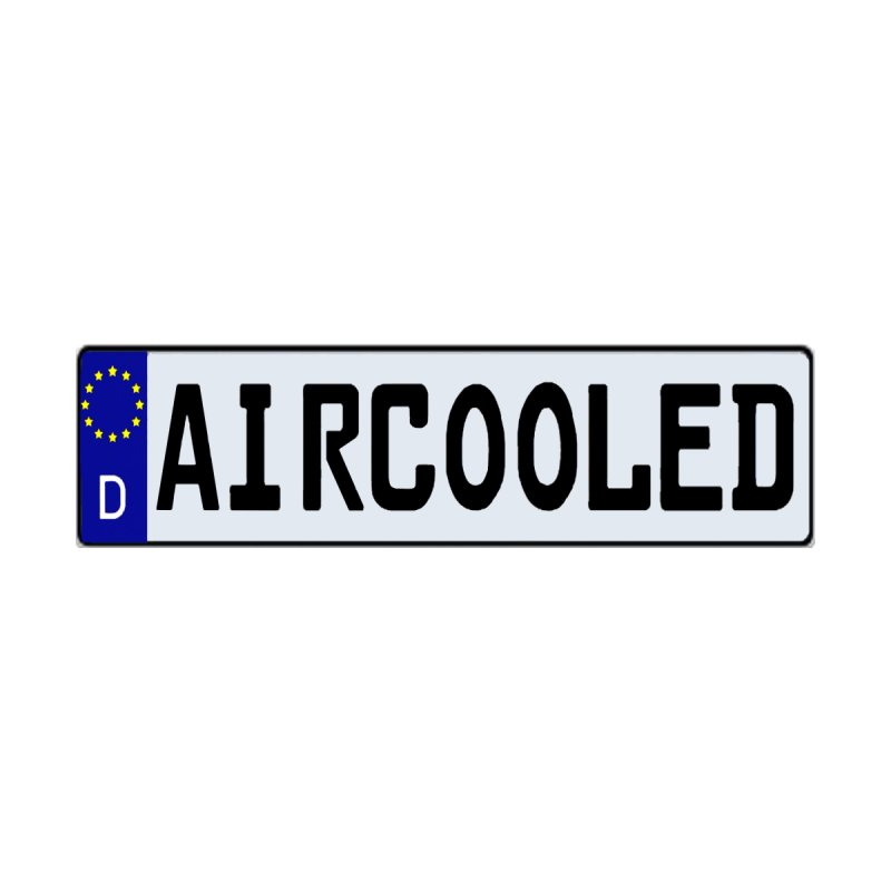 Aircooled Sk8 Board Accessories Skateboard by Lottsa Stuff
