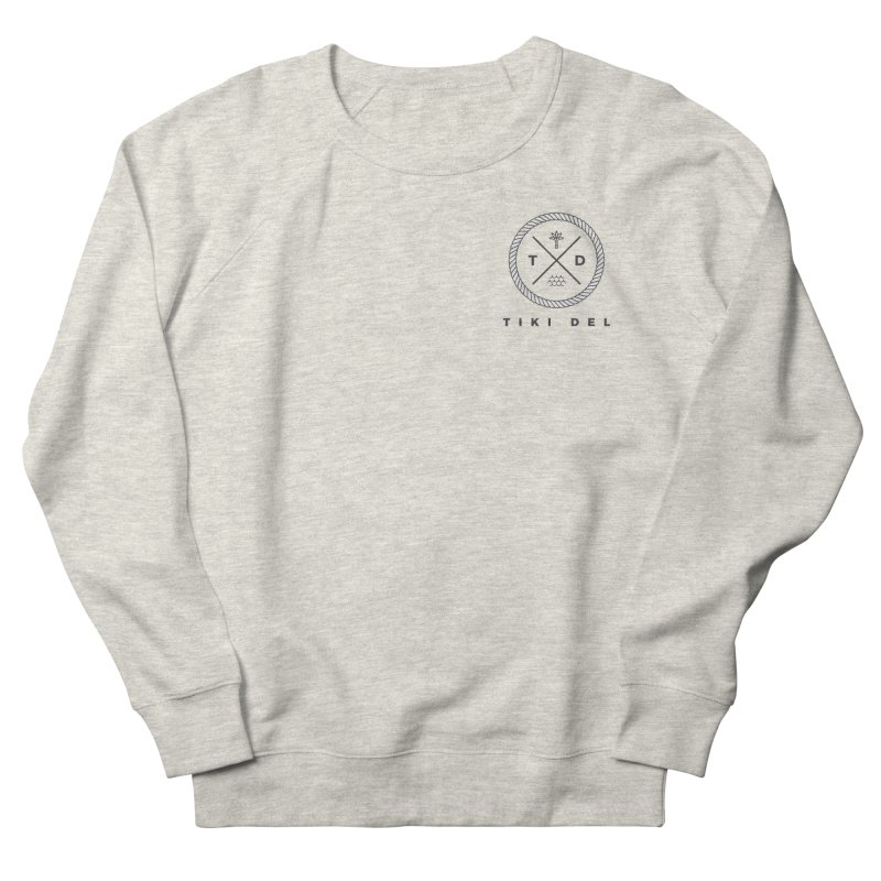 YACHT Men's French Terry Sweatshirt by Tiki Del