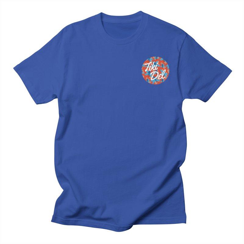 P.I. Men's Regular T-Shirt by Tiki Del