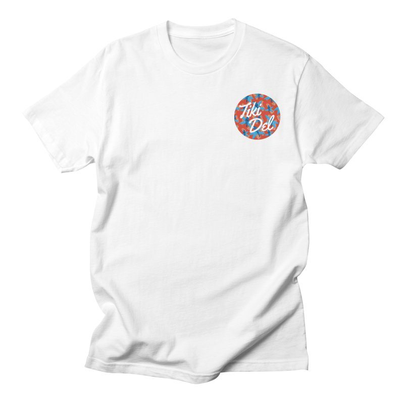 P.I. Men's Regular T-Shirt by Tiki Del