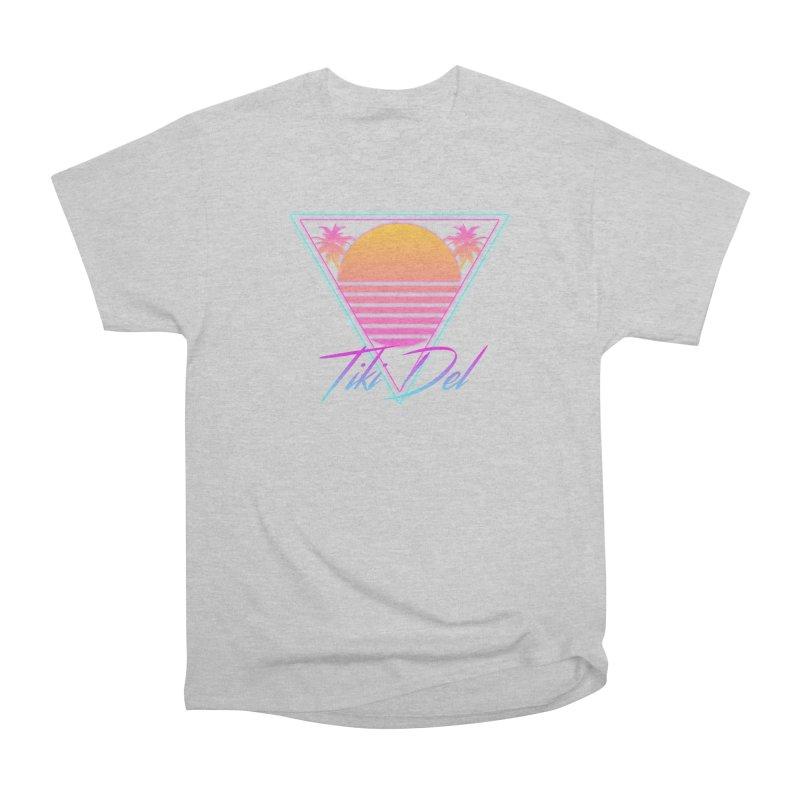FADED Women's Heavyweight Unisex T-Shirt by Tiki Del