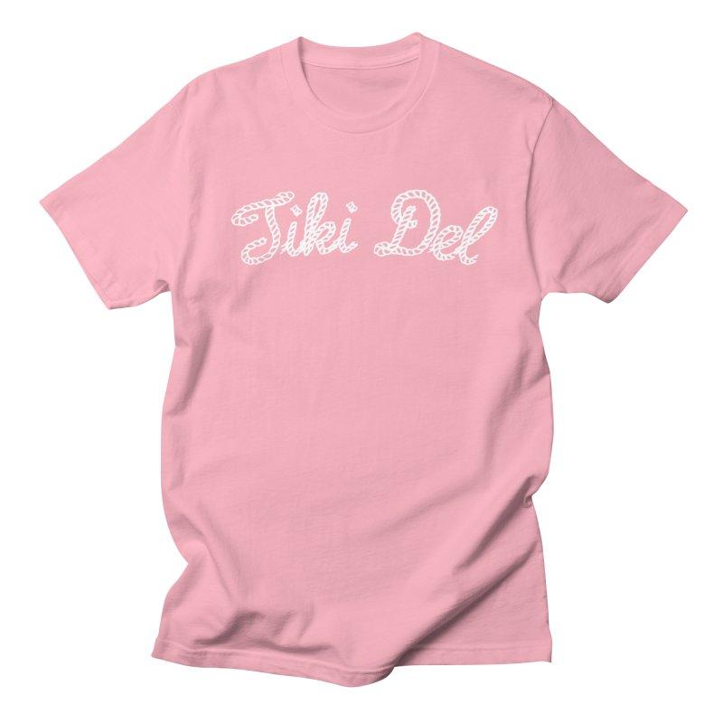 ROPED Men's Regular T-Shirt by Tiki Del