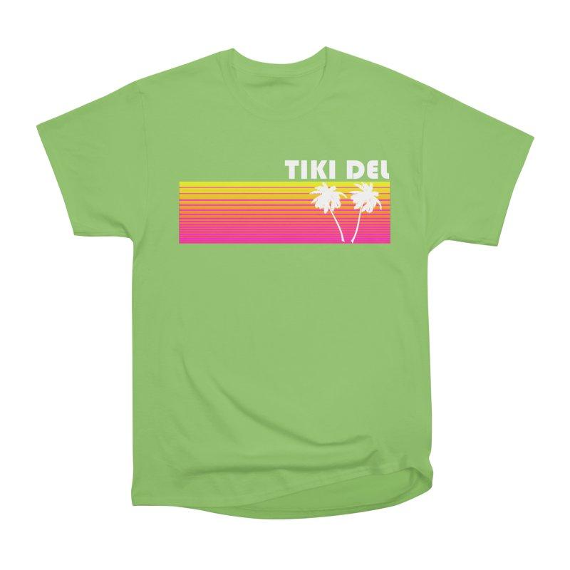EIGHTY Women's Heavyweight Unisex T-Shirt by Tiki Del