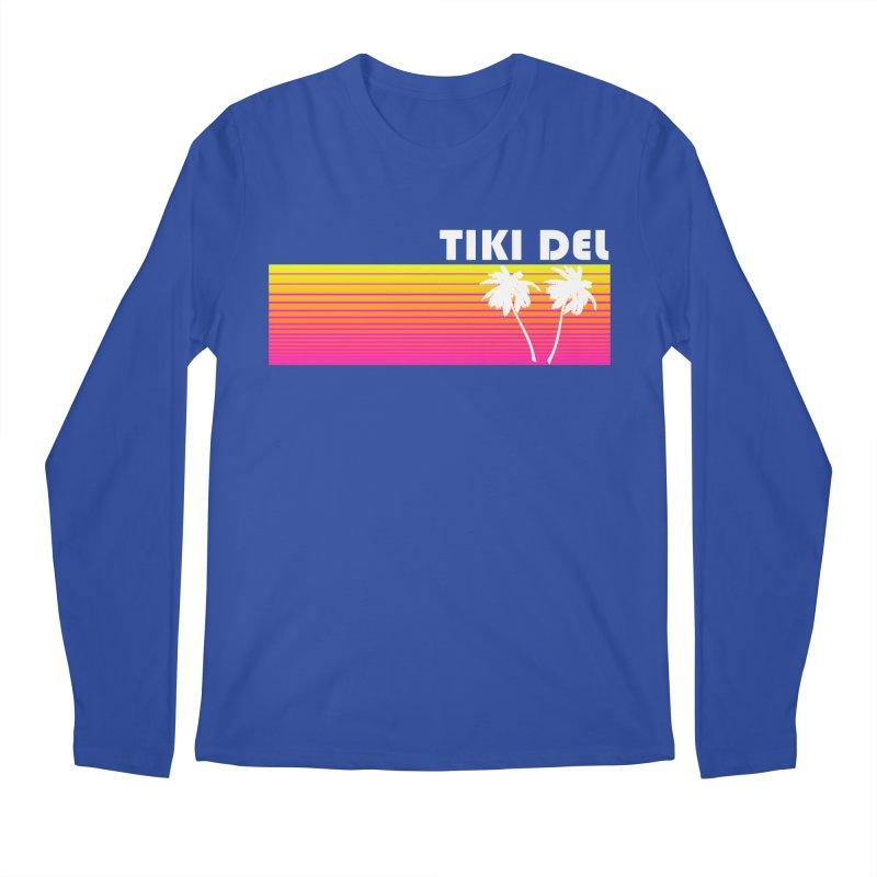 EIGHTY Men's Regular Longsleeve T-Shirt by Tiki Del