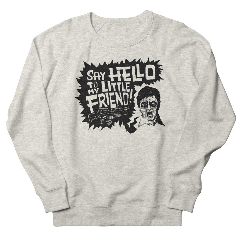 Scarface Women's Sweatshirt by Timo Ambo