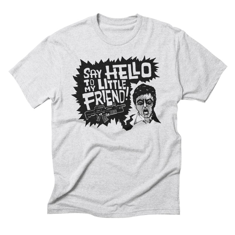 Scarface Men's Triblend T-Shirt by Timo Ambo