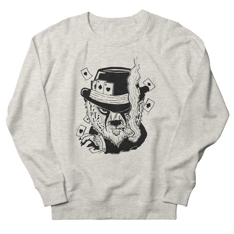Cheat'n Cheetah Men's Sweatshirt by Timo Ambo