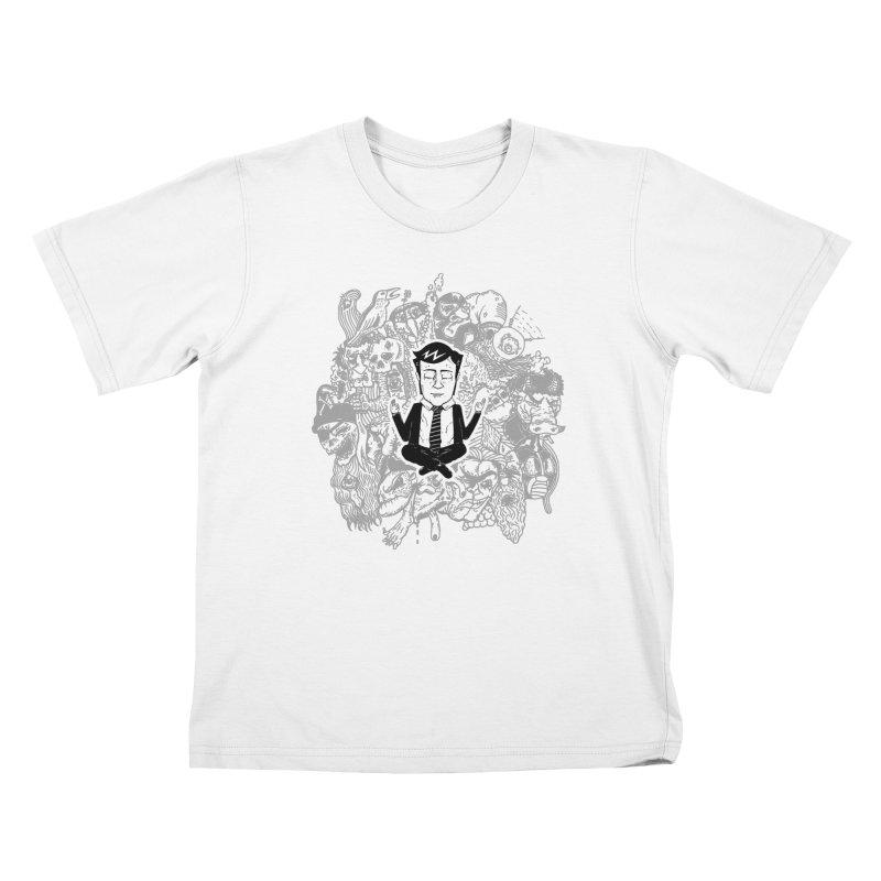 Homeostasis Kids Toddler T-Shirt by Timo Ambo