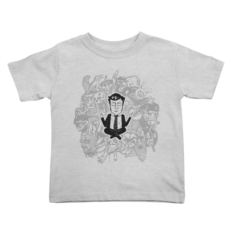 Homeostasis Kids Toddler T-Shirt by Timo Ambo