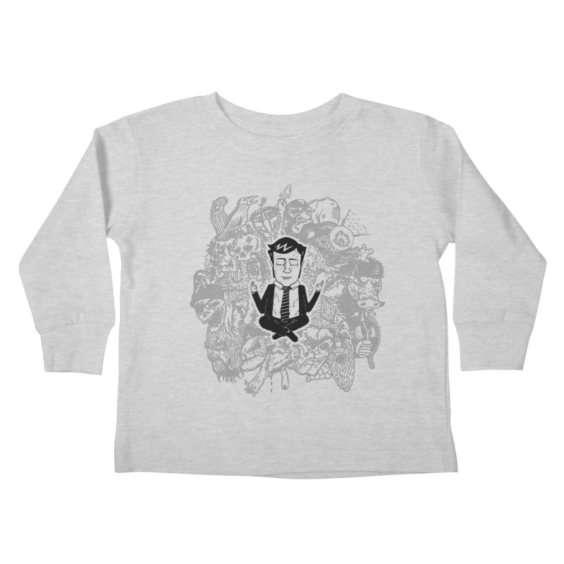 Homeostasis Kids Toddler Longsleeve T-Shirt by Timo Ambo
