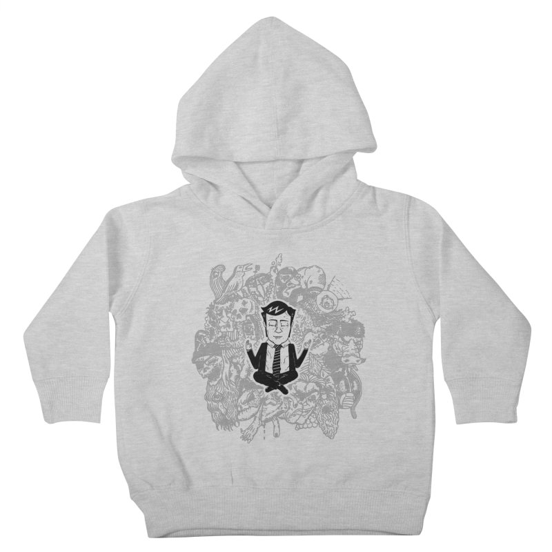 Homeostasis Kids Toddler Pullover Hoody by Timo Ambo
