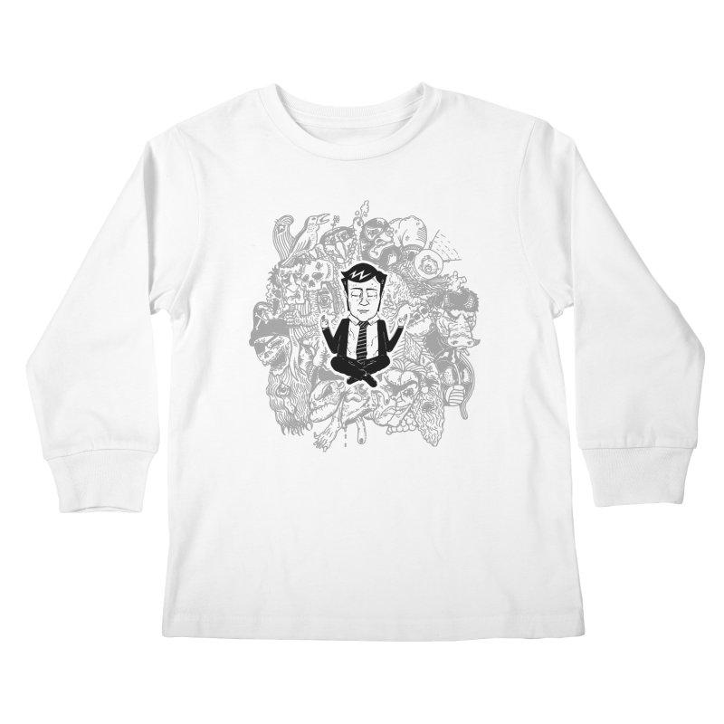 Homeostasis Kids Longsleeve T-Shirt by Timo Ambo