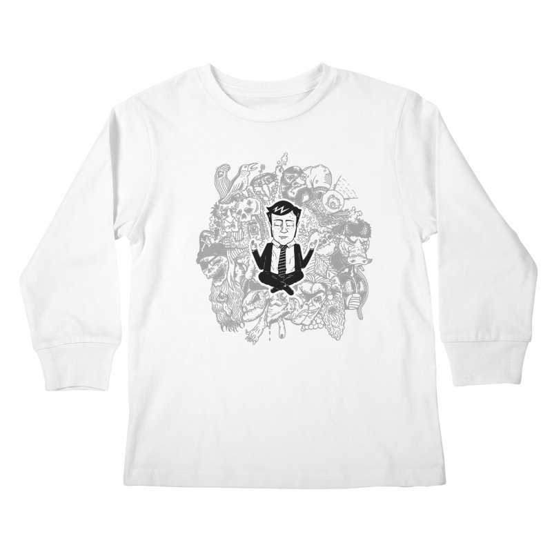 Homeostasis Kids Longsleeve T-Shirt by Timo Ambo