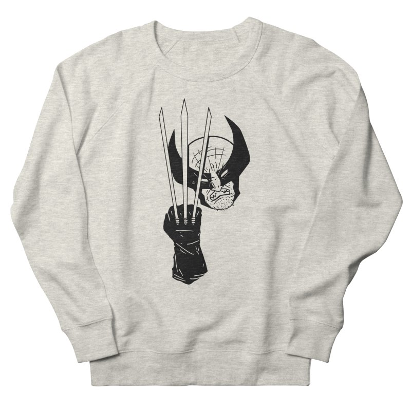 Let's go bub! Women's French Terry Sweatshirt by Timo Ambo