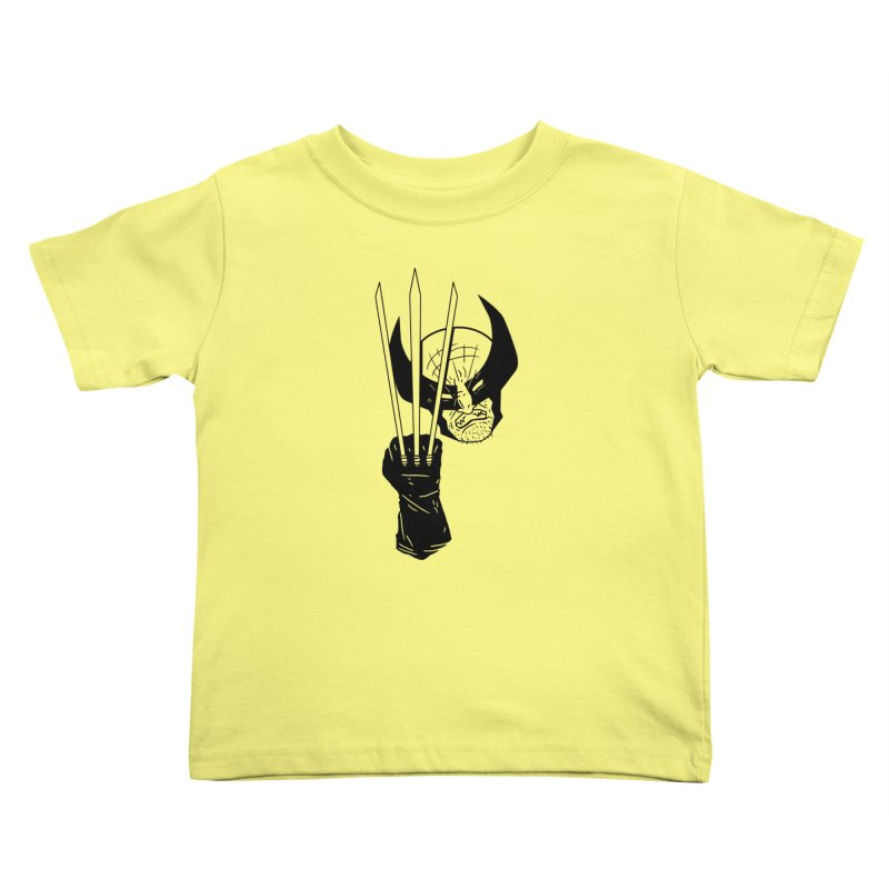 Let's go bub! Kids Toddler T-Shirt by Timo Ambo